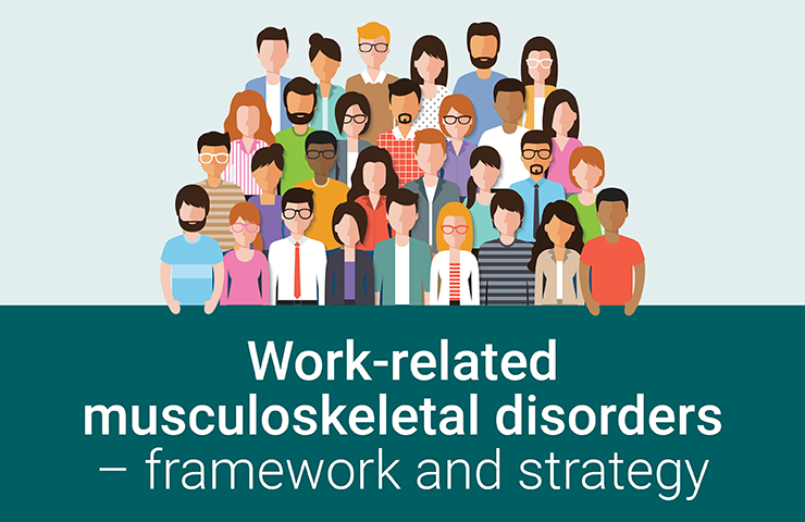 Workplace musculoskeletal framework and strategy