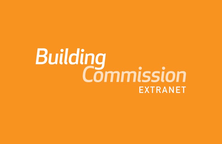 Building Commission Extranet