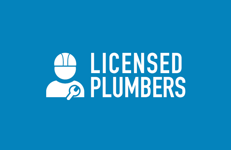 Building Commission Licensed Plumbers