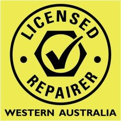 Licensed Motor Vehicle Repairer Tick