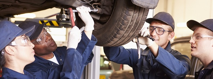 Motor vehicle repair