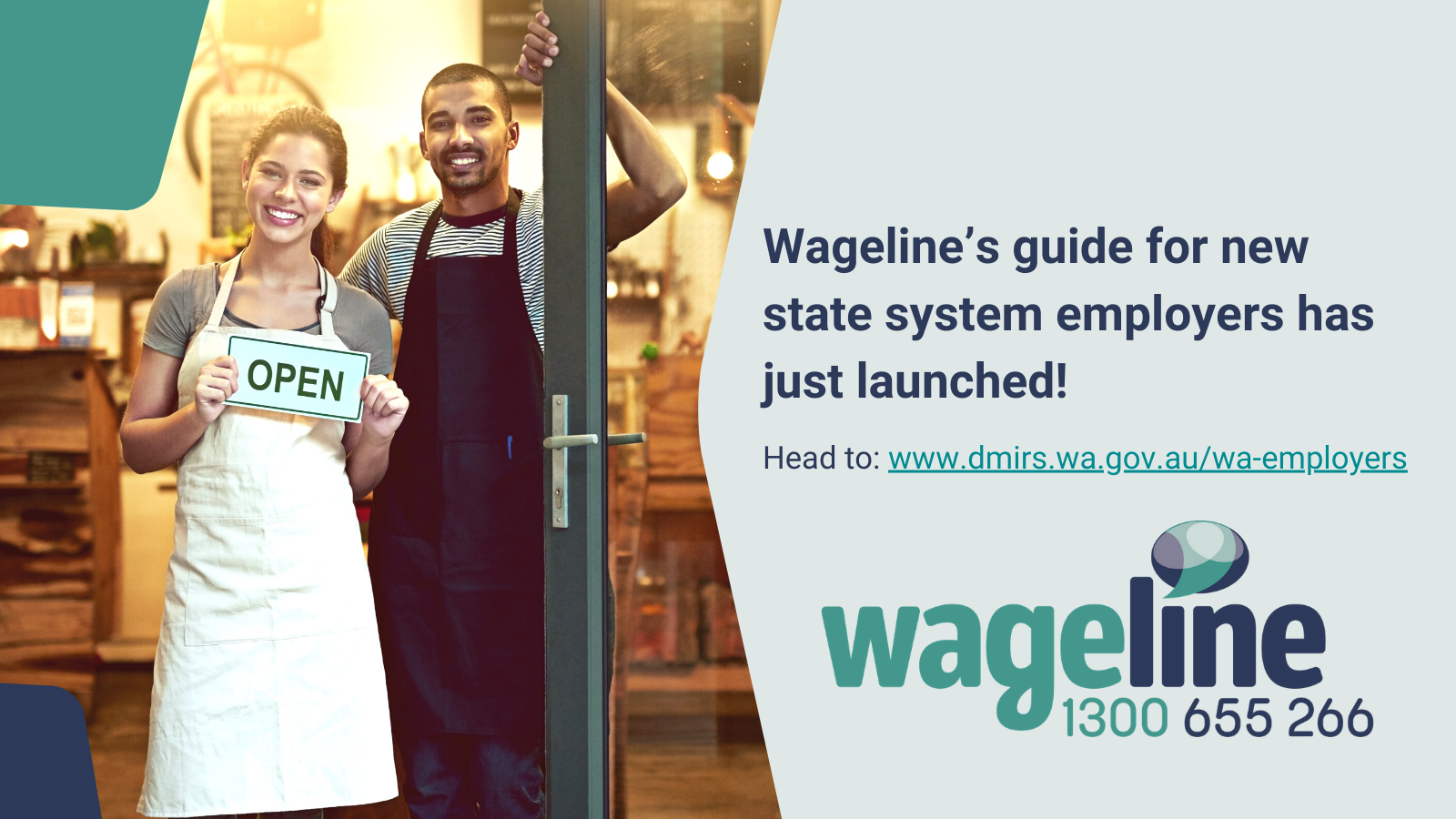 Guide for new state system employers