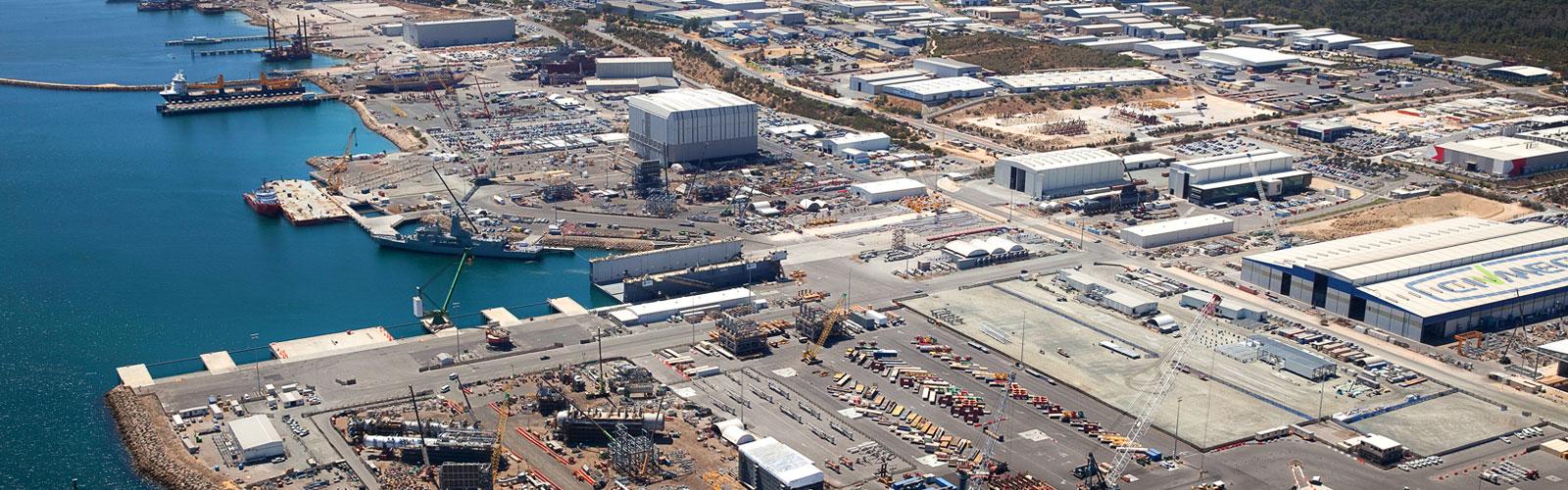 Australian Marine Complex