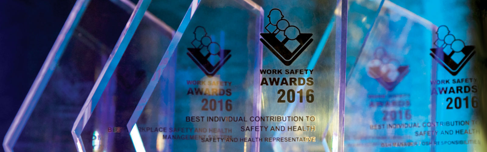 2016 Work Safety Awards WA winners