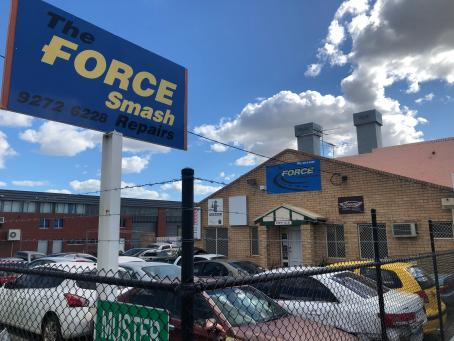 The Force in Smash Repairs, Bayswater 1
