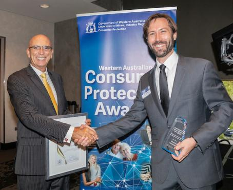 2019 Richard Flecther Award Street Law Centre
