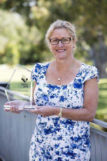 2016 Safety Award winner - Juniper