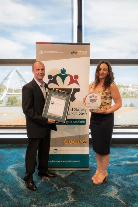 ConsMin - Best Workplace Health and Wellbeing Initiative