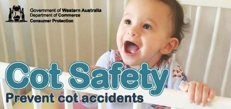 Cot safety flyer front