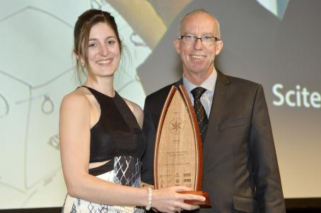 Creative Industries Export Award - Scitech Discovery Centre