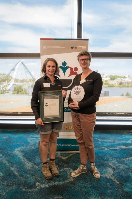Galactic Co-operative - Best workplace health and wellbeing initiative