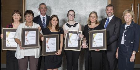 CP Awards finalists and winners 2016