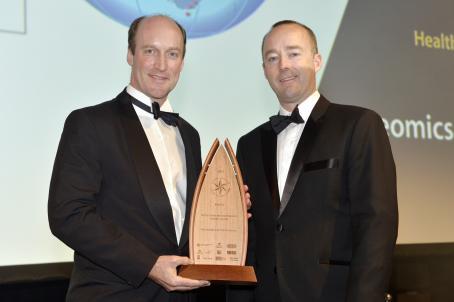 Health and Biotechnology Export Award - Proteomics International