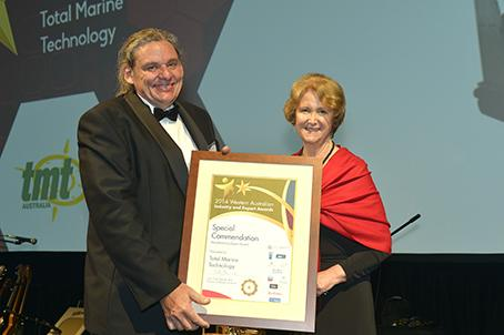 Manufacturing Export Award - special commendation