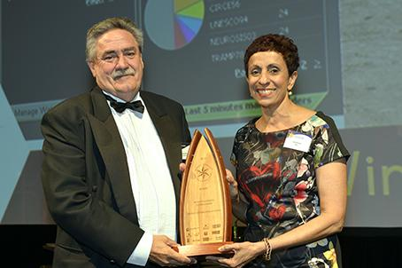 Business Services Export Award