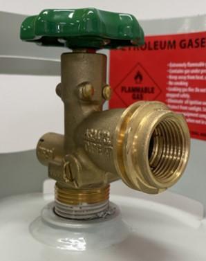 New type 27 LPG valve
