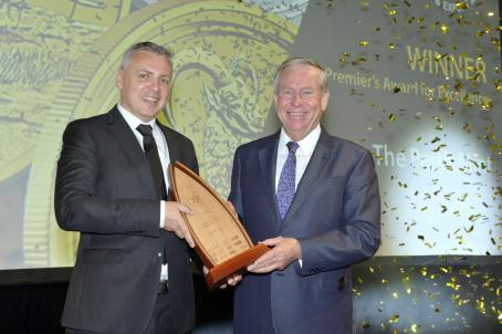 Premier's Award for Excellence - The Perth Mint