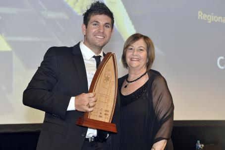 Regional Export Award - Capogreco Farms