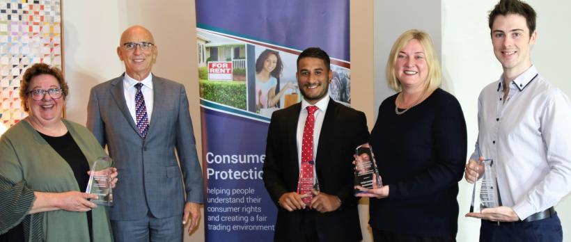 CP Awards 20 Group winners